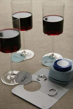 Marcadores de taças e copos https://pitacoseachados.com/ @pitacoseachados