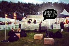 did'ya know that the White's & Co. airstream can be made available for private gatherings across wider Auckland ... street parties, weddings, baby showers, work do ... you name it and they'll try and get her there ... keen? contact kirk@whitesfreezery.com