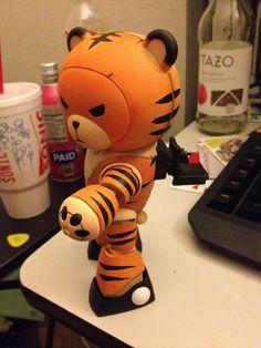 Tiger Beargguy