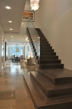 Private-Residence-Delray - stairs - leighton