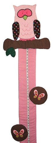 Fabric growth chart