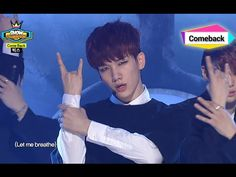 VIXX - Steel Heart + Error, 빅스 - 스틸 하트 + 에러, Show Champion 20141015 - YouTube