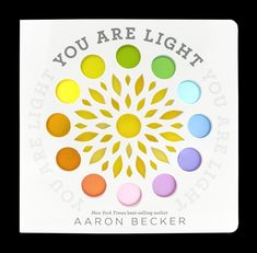 Buy You Are Light by Aaron Becker at Mighty Ape NZ. With a wondrously simple die-cut book, the Caldecott Honor-winning creator of the Journey trilogy brings his talents further into the light. Interactive Activities, Book Activities, Activity Books, New Books, Good Books, Book Reviews For Kids, Light Writing, Yellow Sun, Parents As Teachers