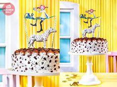 """Das stärkste Mädchen der Welt feiert ihren 70. Geburtstag! Und wir feiern mit! Ein Kindergeburtstag unter dem Motto """"Pippi Langstrumpf"""" mit """"Kleiner Onkel-Torte"""" - da möchte man selbst noch mal Kind sein!"""