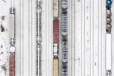 Aerial Photos By Kacper Kowalski | THEINSPIRATION.COM