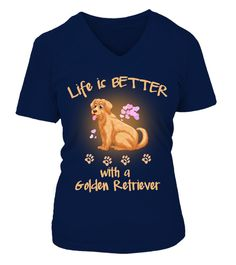 # Golden Retriever Dog Lover .  Limited Time Offer! Not Sold In Store. Safe and secure checkout via:Paypal | VISA | MASTERCARDMultiple styles available, but get yours now before it's too late.TIP: SHARE it with your friends, order together and save on shipping. Click Buy Now to order TODAY