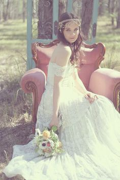 Our Josee dress xx ‹ Grace Loves Lace - Unique Bridal fashion