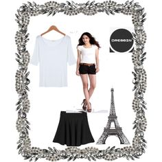 dressin I-26 by ana-ana14 on Polyvore featuring mode, Olivia Riegel and dressin