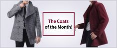 The Coats of the Month !