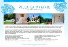 Villa La Prairie - Other Businesses - In Concept - Web Design and Web Hosting Company in Hong Kong Microsoft Software, Concept Web, Hosting Company, Hong Kong, Web Design, Villa, Business, Design Web, Business Illustration