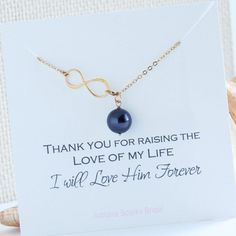 Mother of the Bride Gift | a lovely way to say I love you Mom by adrianasparksbridal.com #wedding #motherfthebride