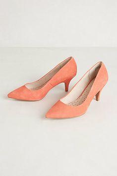 fashion, coral pump, style, accessori, heel, melon pump, pumps, shoe, sued melon