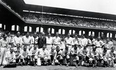 Baseball History – First All Star Game 1933