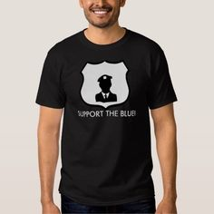 (Support Police T-shirt) #Cops #Law #LawEnforcement #Officer #Police #PoliceBadge #PoliceDepartment #PoliticalMessage #Sheriff #SupportPolice is available on Funny T-shirts Clothing Store   http://ift.tt/2dKkAPC