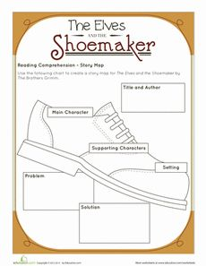 Shoemaker fiction and shoes