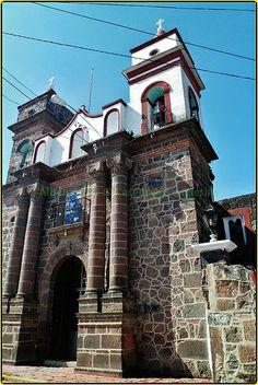 Capilla Santa María de Guadalupe,Santa María Rayón,Estado de México