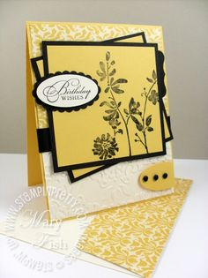 MOJO144 by Petal Pusher - Cards and Paper Crafts at Splitcoaststampers