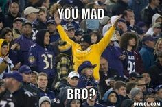 Steelers Vs Ravens & STEELERS WIN! So using this to taunt ravens fans... ;)