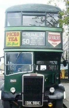 Dublin Map, Dublin City, Dublin Ireland, Ireland Travel, Old Pictures, Old Photos, Dublin Airport, Buses And Trains, Family History