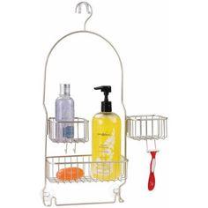 buy home 2 tier shower caddy at visit argos. Black Bedroom Furniture Sets. Home Design Ideas