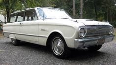 Survivor Wagon: 1962 Ford Falcon - http://barnfinds.com/survivor-wagon-1962-ford-falcon/