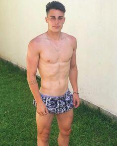 "10.5 mil Me gusta, 49 comentarios - JUAN POCHETTINO  (@juanpochettino10) en Instagram: ""☀️"" Hot Teens, Tumblr Boys, Trunks, Swimming, Instagram, Swimwear, Fashion, Drift Wood, Swim"