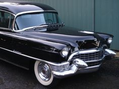 1955 Cadillac Meteor Hearse Classic Car For Sale at www.GrahamsClassics.com.au