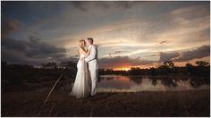 Safari Wedding - Vincent & Jill Kambaku Safari Lodge
