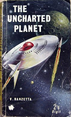 The Uncharted Planet 1962 | Flickr - Photo Sharing!