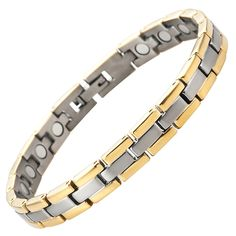 Willis Judd New Womens Titanium Magnetic Bracelet In Black Velvet Gift Box   Free Link Removal Tool ** Find out more about the great product at the image link.