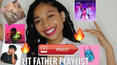 MY FAVORITE MUSIC PLAYLIST FATHER EDITION AUGUST 17 KASTINTHEGEM  Hey Gems SOUNDCLOUD So excited to start doing something new for my channel I will be posting my current playlist