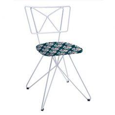 Compre Cadeira Butterfly Aço e pague em até 12x sem juros. Na Mobly a sua compra é rápida e segura. Confira!