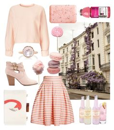 """""""***"""" by korotkevich-1 ❤ liked on Polyvore featuring Rumour London, Miss Selfridge, Charlotte Russe, Irene Neuwirth, Pré de Provence and Natasha Couture"""
