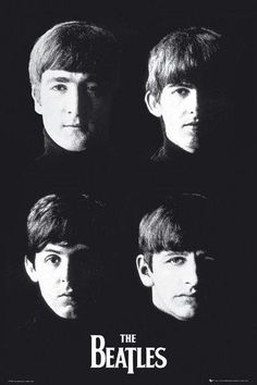 beatles poster | Beatles posters - Buy this With The Beatles poster LP1551 - Panic ...