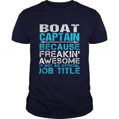 BOAT CAPTAIN T Shirts, Hoodie Sweatshirts