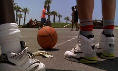 """I'M IN THE ZONE.""- Billy Hoyle #WhiteMenCantJump"