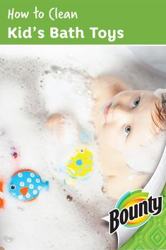 Scrubadubdub, we're using Bounty Paper Towels to clean out your tub! This article has some easy tips on how to clean your kid's bath toys Soak rubber toys in a mixture of water and vinegar to eliminate mildew and grime Then, thoroughly dry each - d Cleaning Bath Toys, Household Cleaning Tips, Cleaning Hacks, Kids Bath Toys, Baby Bath Toys, Baby Tub, Baby Shower, Bounty Paper Towels, Marley And Me