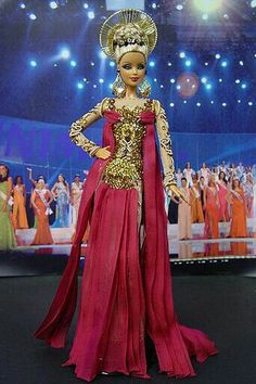 Barbie Miss Lebanon 2008