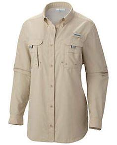 558f255fda2 Enjoy the comfortable women's long sleeve shirts, women's t shirts and tee  shirts by Columbia Sportswear®.