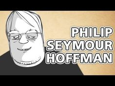 """Learning how to die... is therefore learning how to live."" Don't miss this haunting 2012 interview w/ Philip Seymour Hoffman, recently animated by PBS Digital Studios' Blank on Blank."