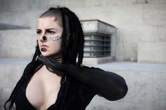 Floating Nomad Scene Girls, Cigar Smoking, Body Modifications, Piercings, Goth, Tattoos, People, Outer Space, Plugs