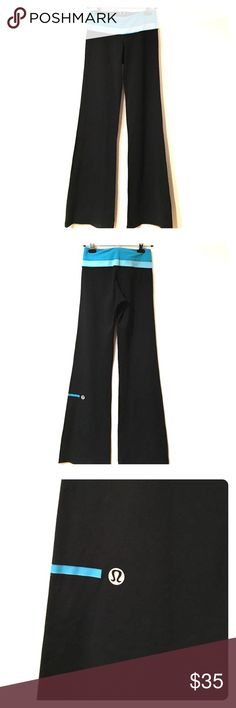 LuluLemon Athletica NWOT LuluLemon Athletica Reversible Woman's Yoga Pants lululemon athletica Pants Track Pants & Joggers