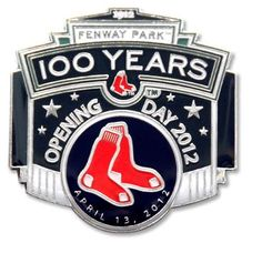 Red Sox Opening Day Today! 100th  Anniversary Of Fenway Park. Go Sox!