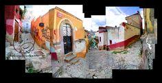 Guanajuato Mexico Photography Montage
