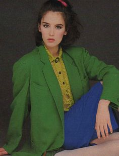 Isabelle Adjani, 1985 Isabelle Adjani, Actresses, Blazer, Portrait, People, Jackets, Connect, Bond, Fashion