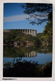 Estádio do Mineirão -Belo Horizonte, Minas Gerais -Brasil