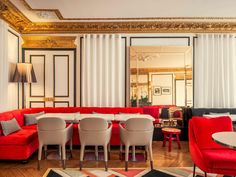 Mercure Paris Opera Louvre, Aug 2016 (France) - Hotel Reviews - TripAdvisor Mercure Hotel, Louvre Paris, Paris Hotels, Hotel Reviews, Trip Advisor, Dining, Interior, Home Decor, Food