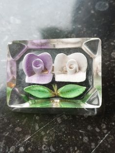 Brooch RC lucite, 40/50's Brooches, Berries, Plastic, Fruit, Flowers, Vintage, Collection, Brooch, Bury