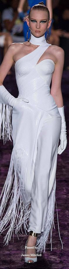 Atelier Versace Collection Fall 2014 Couture