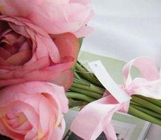 Lace Appliqué – one set silk DIY rose flower bridal bouquet – a unique product by Tribaljewcharm on DaWanda
